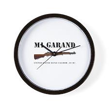 M1 Garand Wall Clock