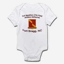 3rd Bn 27th FA Infant Bodysuit