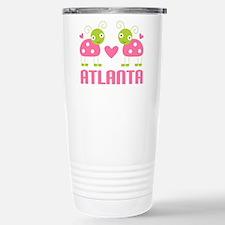 Ladybug Atlanta Travel Mug