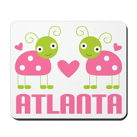 Ladybug Atlanta Mousepad