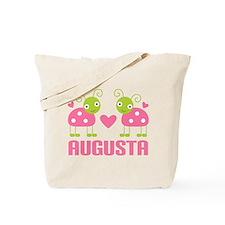 Ladybug Augusta Tote Bag
