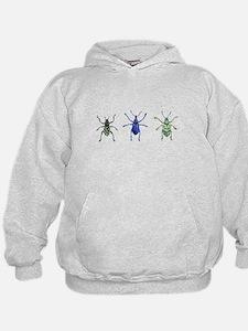 Three Weevils Hoodie