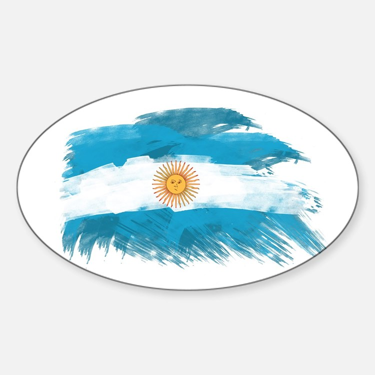 Argentina Decal