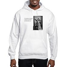 Subway Transfers Hooded Sweatshirt