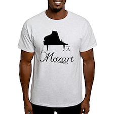 Piano Mozart T-Shirt