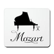 Piano Mozart Mousepad
