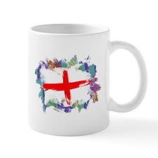 Colorful England Mug