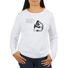 Must Be Love Women's Long Sleeve T-Shirt
