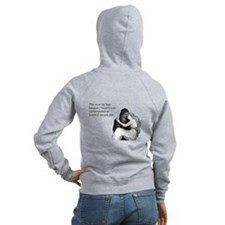 Must Be Love Women's Zip Hoodie