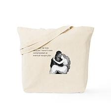 Must Be Love Tote Bag