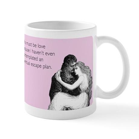 Must Be Love Mug