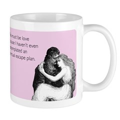 Must Be Love Mug