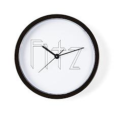 Fitz Wall Clock