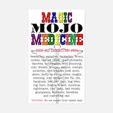 Magic Mojo Medicine (label)