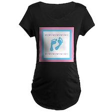 Baby Boy Feet T-Shirt