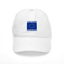 Europe European Pride Baseball Cap