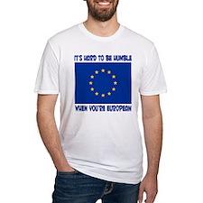 Europe European Pride Shirt
