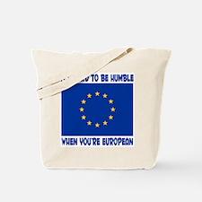 Europe European Pride Tote Bag