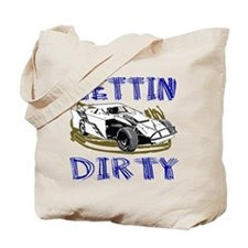 Gettin Dirty - Dirt Modified Tote Bag