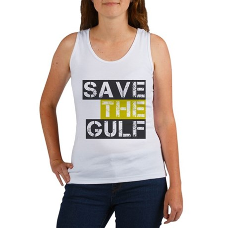 Save the Gulf Women's Tank Top