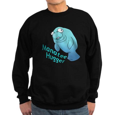 Manatee Hugger Sweatshirt (dark)