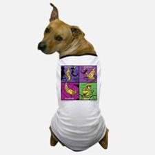 All Is Good on a Bike Dog T-Shirt