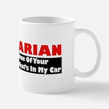 Libertarian Because Mug