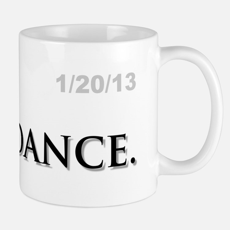 Good Riddance Mug