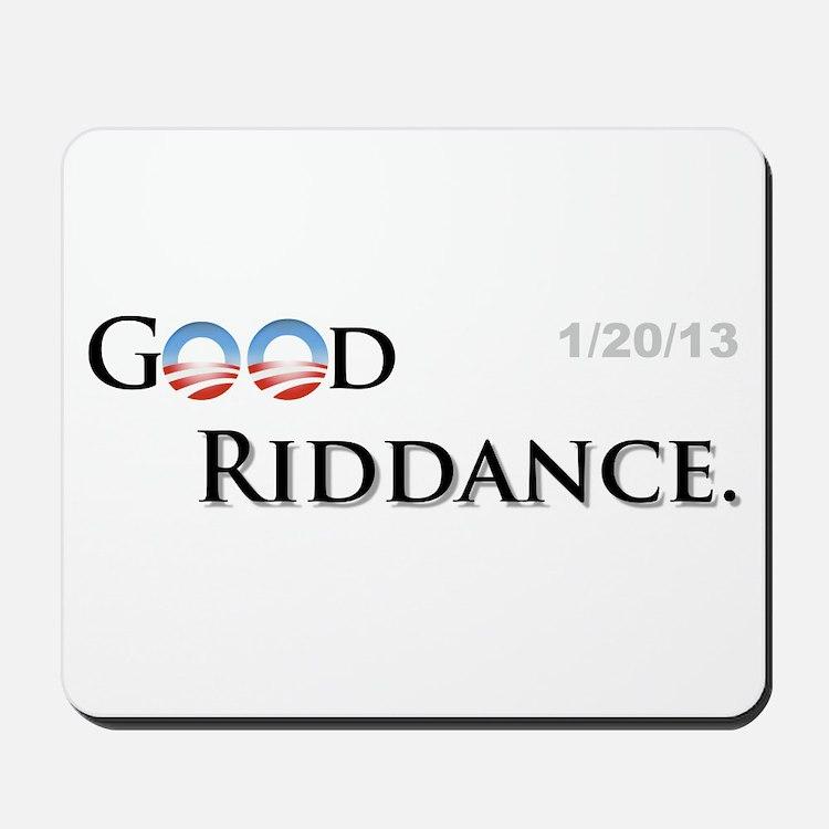 Good Riddance Mousepad