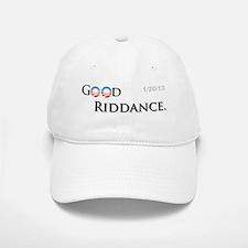 Good Riddance Baseball Baseball Cap