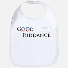 Good Riddance Bib