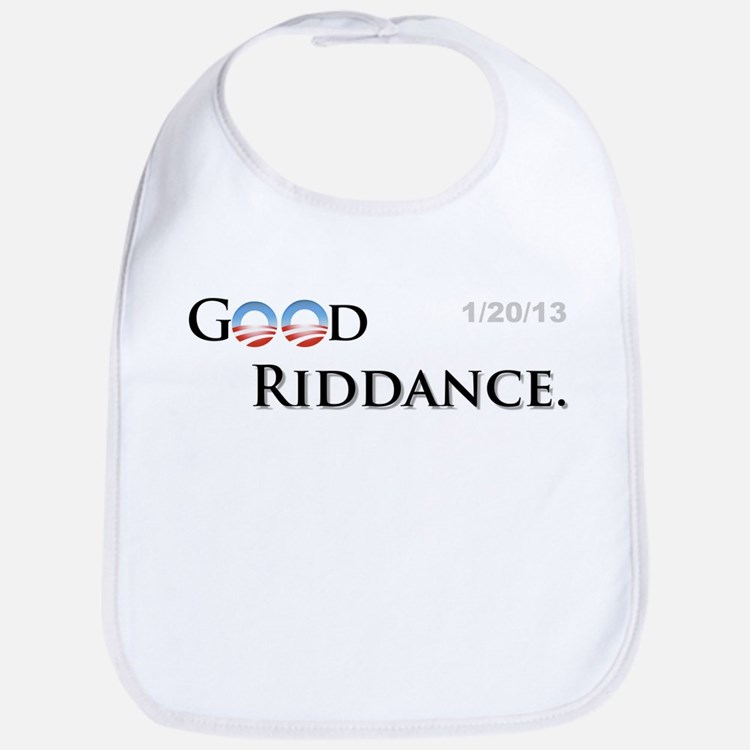 Good Riddance Bib