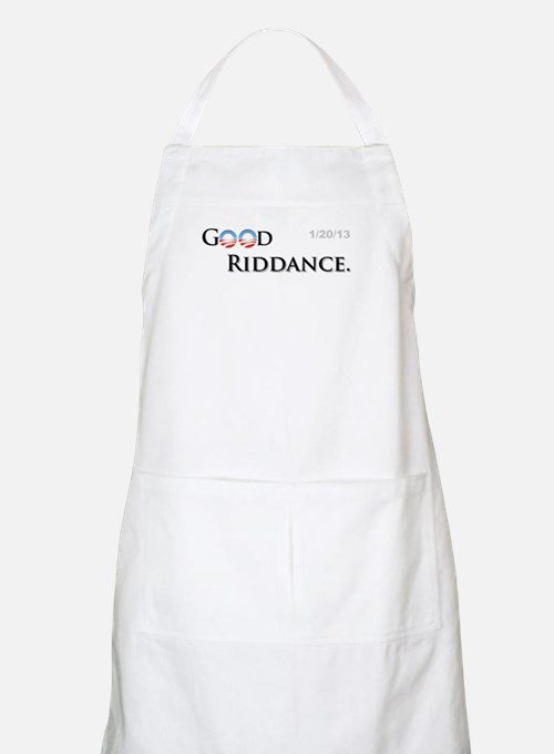 Good Riddance Apron