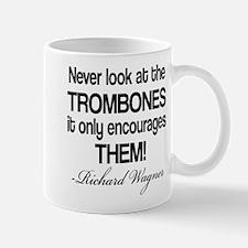 Wagner Trombone Quote Mug