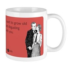 Grow Old Small Mugs