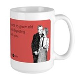 Valentines day Large Mugs (15 oz)