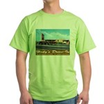 Hody's Drive-In Green T-Shirt