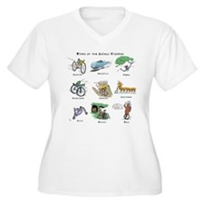 Bikes of the Animal Kingdom T-Shirt
