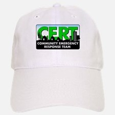 CERT Baseball Baseball Cap