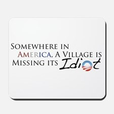 American Idiot Mousepad
