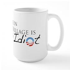Obama, Kenyan Idiot Mug