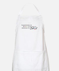 Obama, Kenyan Idiot Apron