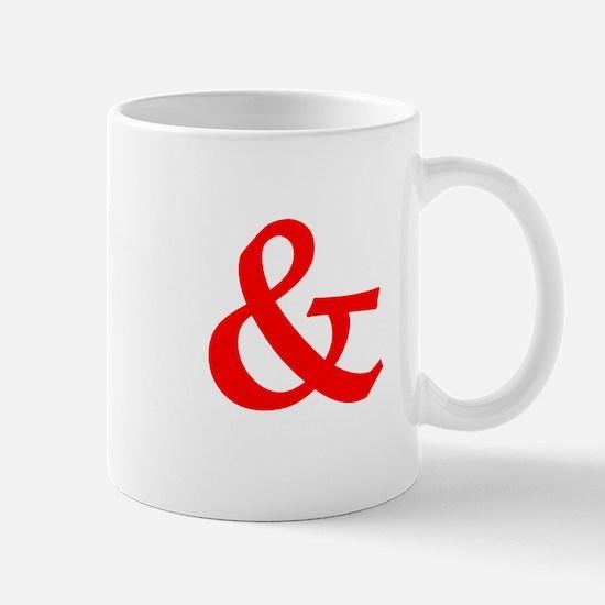 Cute Ampersand Mug