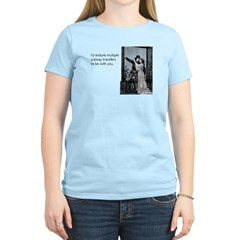 Subway Transfers T-Shirt