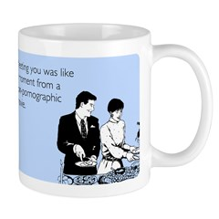 Meeting You Mug