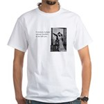 Subway Transfers White T-Shirt