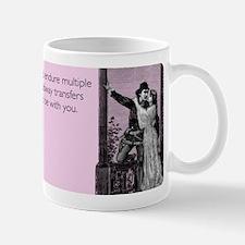 Subway Transfers Mug