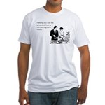 Meeting You Fitted T-Shirt