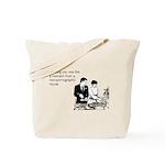 Meeting You Tote Bag