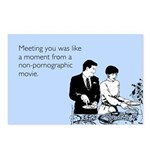 Meeting You Postcards (Package of 8)